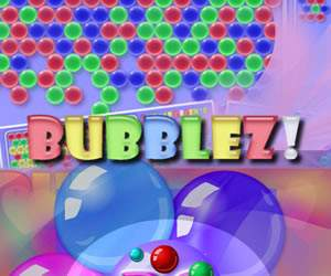 Bubblez! games