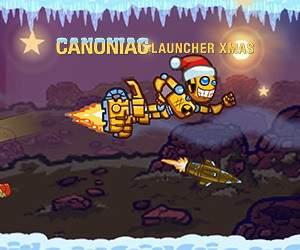 Canoniac Launcher X-mas empty juegos de