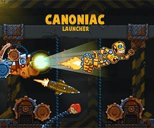 Canoniac Launcher spiele