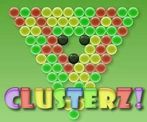 Clusterz! empty games