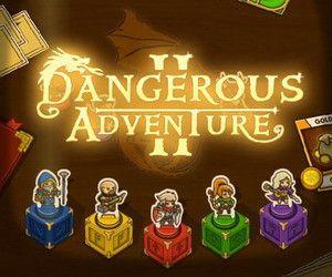 Dangerous Adventure 2 ゲーム