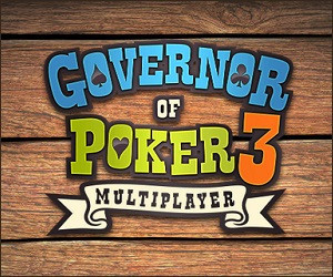 Governor of Poker 3 ゲーム