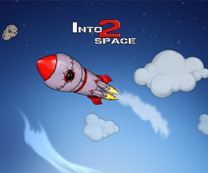 Into Space 2 ゲーム