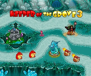Keeper of the Grove 3 游戏