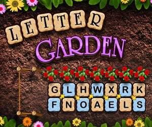 Letter Garden empty spiele