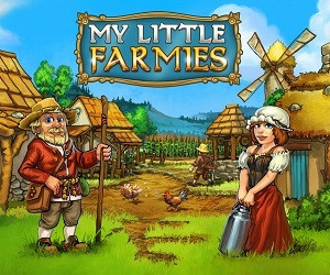 My Little Farmies ألعاب