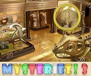 Mysteriez! 3 juegos de