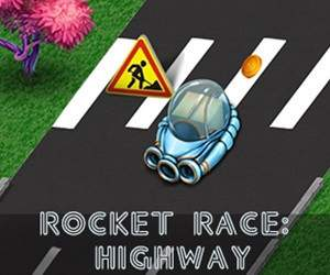 Rocket Race: Highway ゲーム