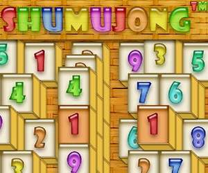 Shumujong™ (digitz mahjong) empty игры