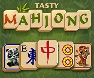 Tasty Mahjong empty ألعاب
