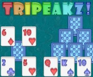TriPeakz! games