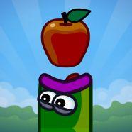 Apple Worm jeux de