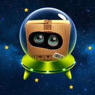 Boxie Space Jump ألعاب