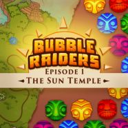 Bubble Raiders Episode 1: The Sun Temple 游戏