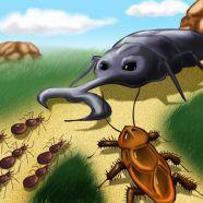Bug War ألعاب