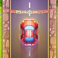 Candy Car Escape ألعاب