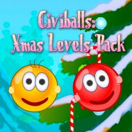 Civiballs Xmas Levels Pack jeux de