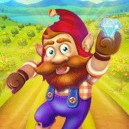 Dwarf Runner ゲーム