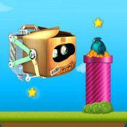 Flappy Box ألعاب