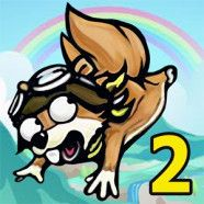Fly Squirrel Fly 2 jeux de