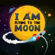 I Am Flying to the Moon jeux de