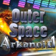 Outer Space Arkanoid ゲーム