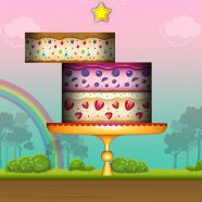 Sweet Cake Tower spiele
