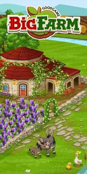 GoodGame Big Farm free online game games