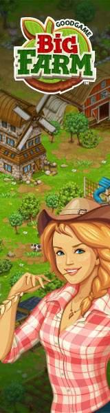 GoodGame Big Farm ألعاب